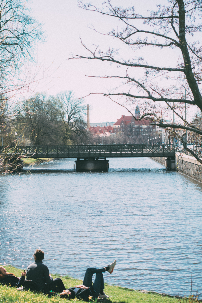 Canal - Göteborg city & food guide