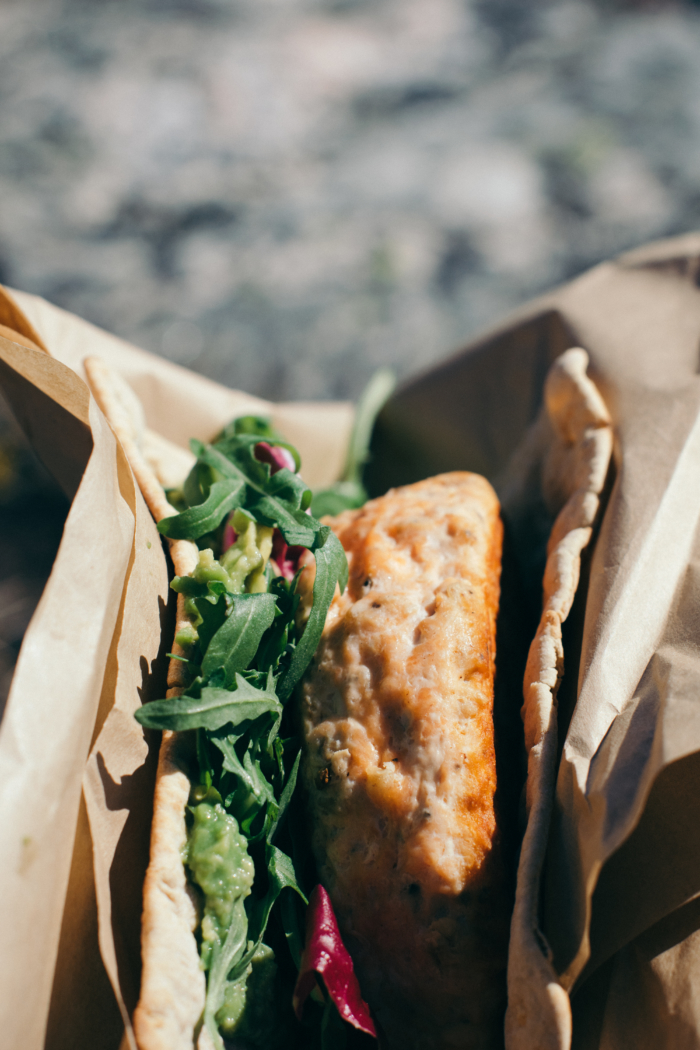 Steak de saumon - Göteborg city & food guide