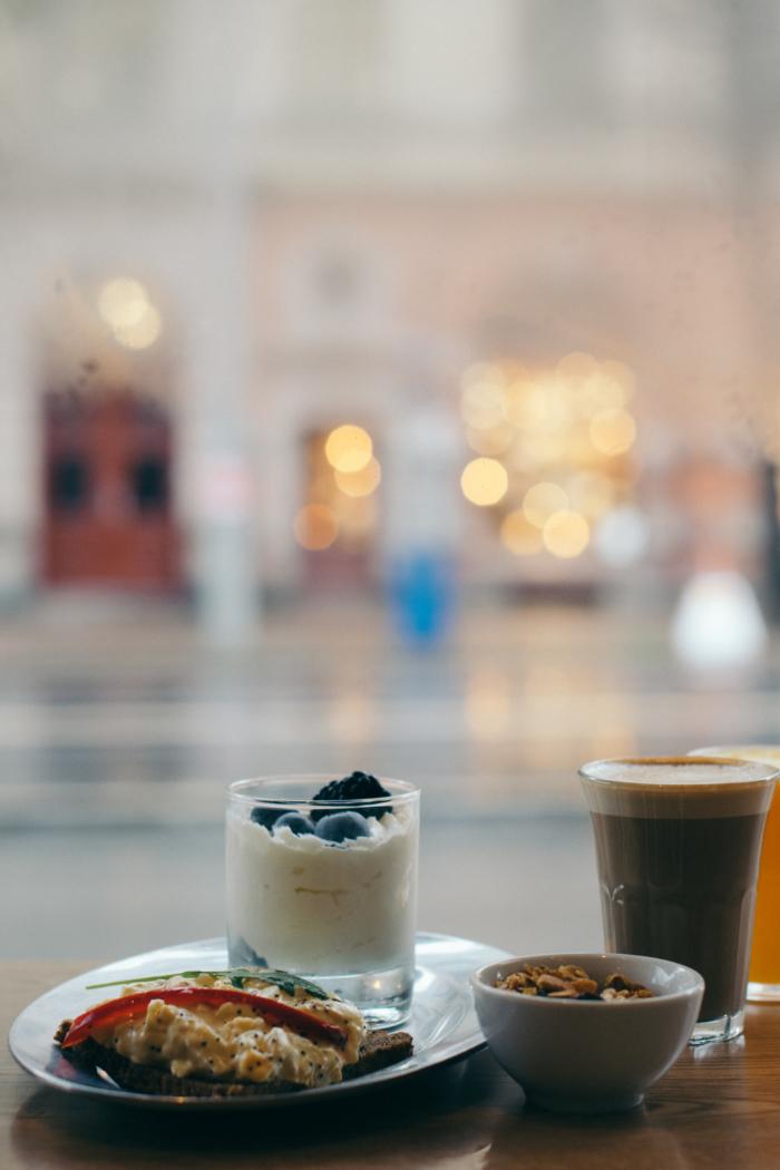 Doppio - Göteborg city & food guide