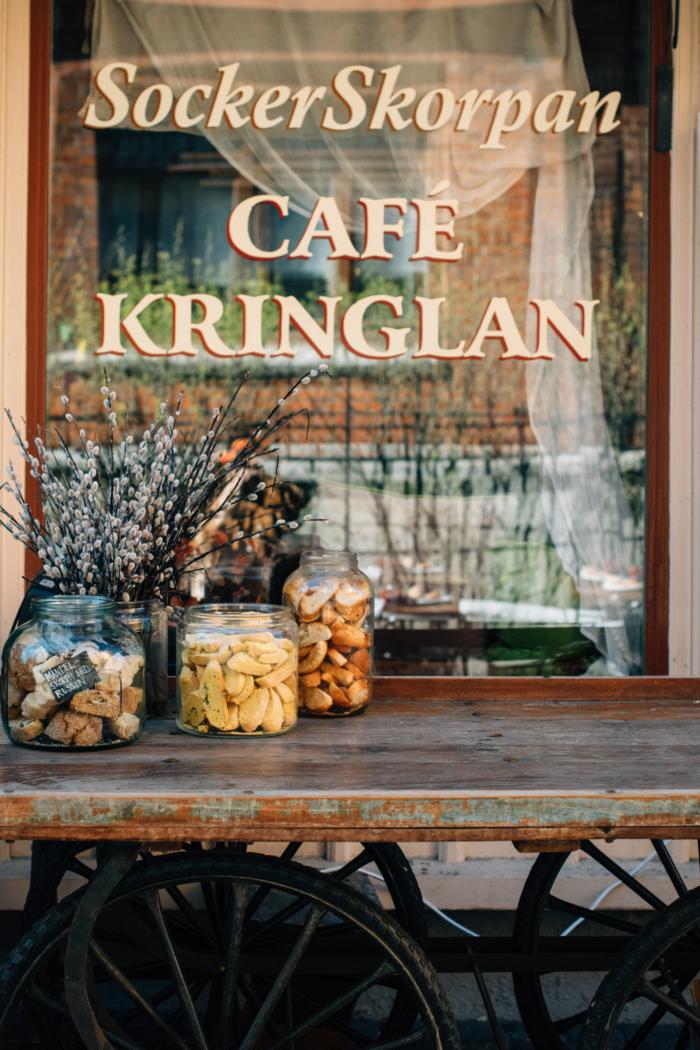 Cafe Kringlan - Göteborg city & food guide