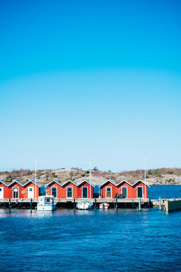 Donsö - Göteborg city & food guide