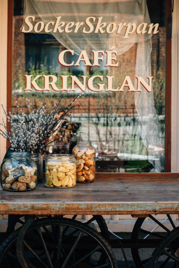 Cafe Kringlan - Göteborg city & food guide