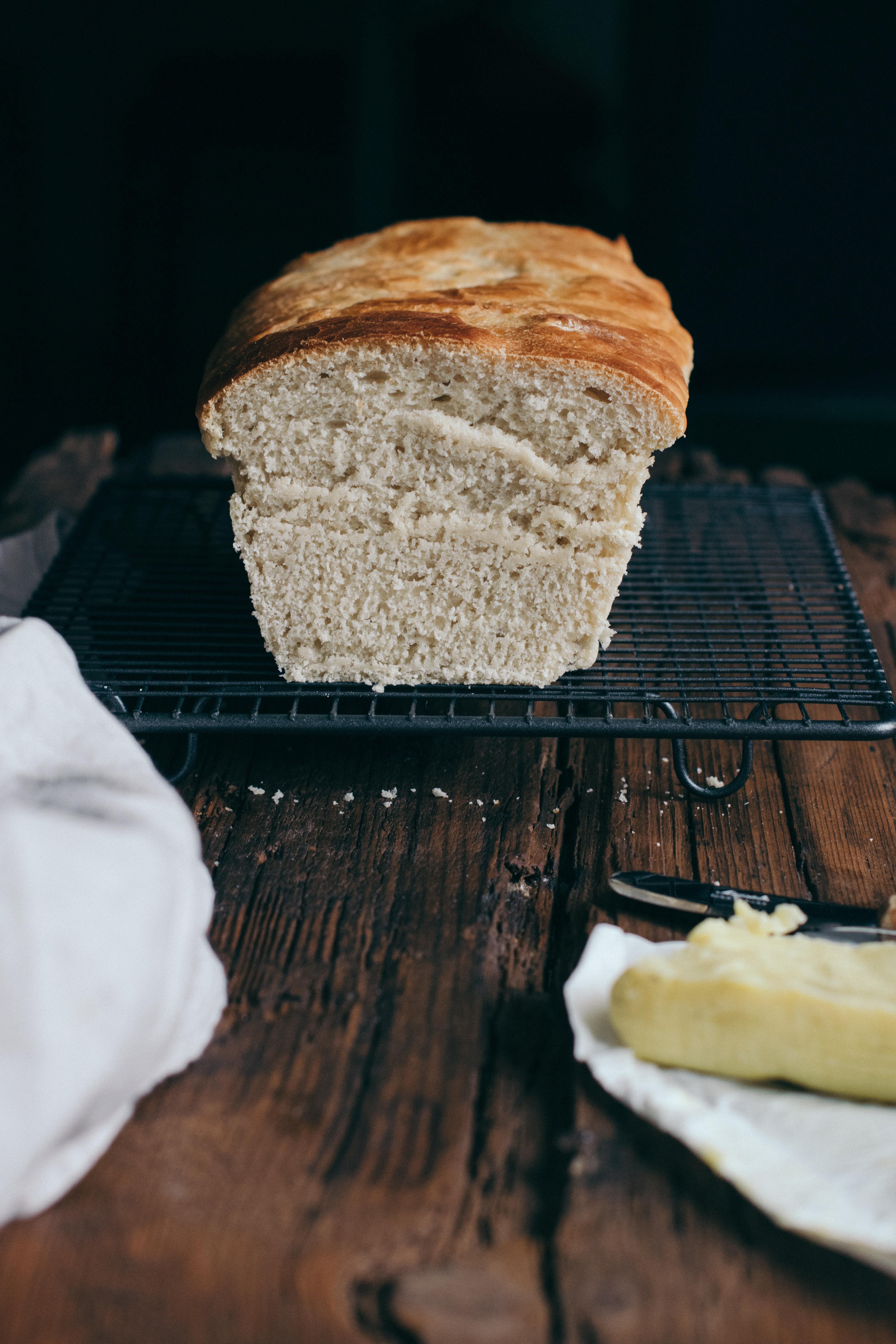Super soft sourdough milk bread