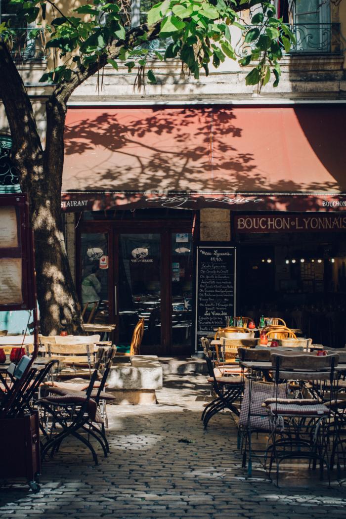 45 Choses à Faire à Lyon_Bouchon Lyonnais