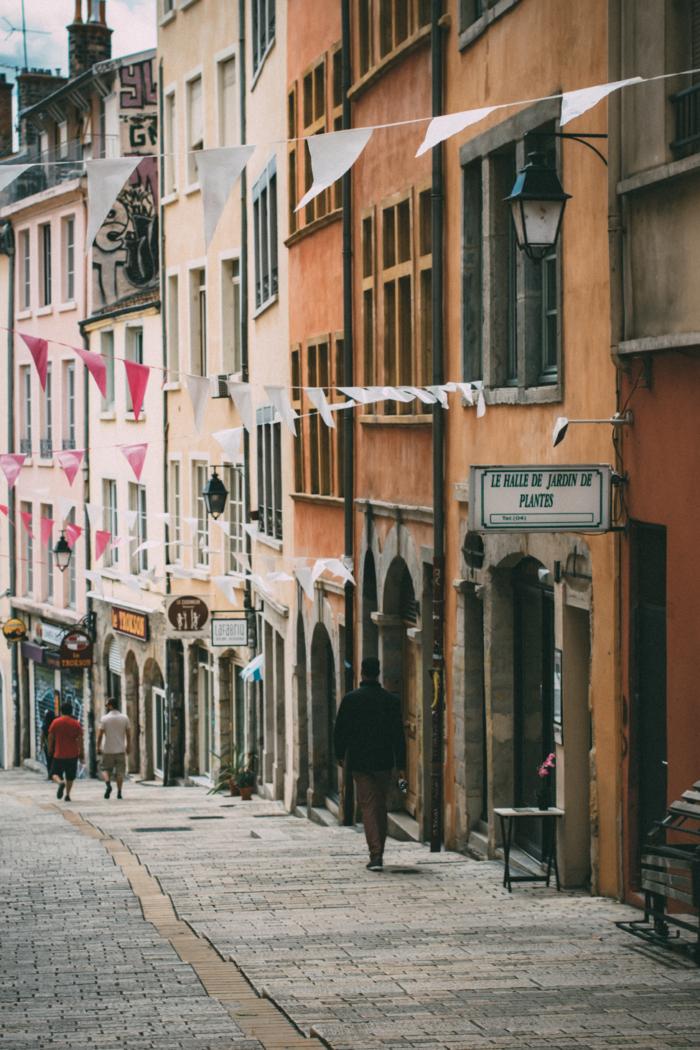45 Choses à Faire à Lyon_Pentes de la Croix Rousse