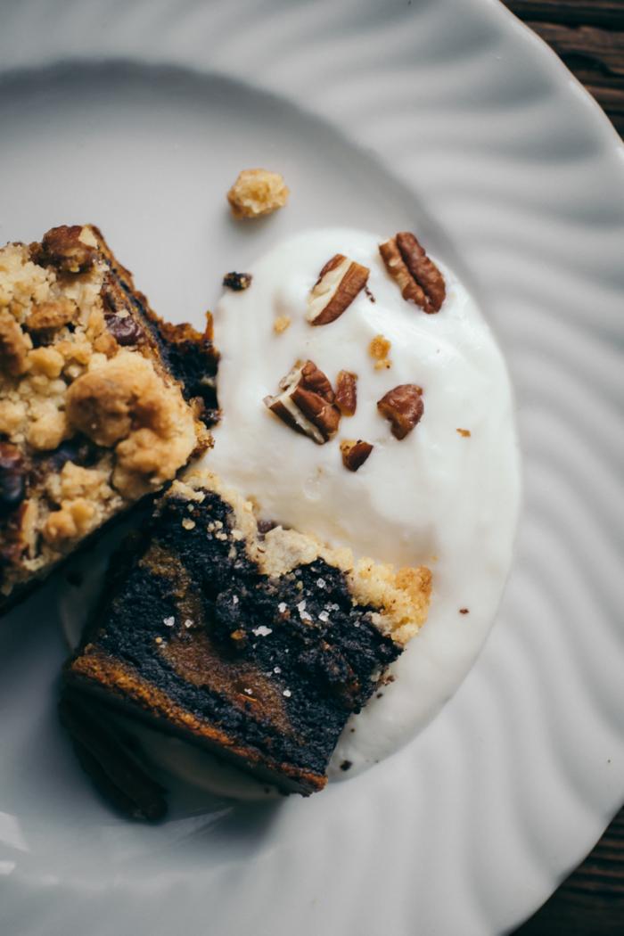 Cake Au Chocolat Et Noix De P Ef Bf Bdcan