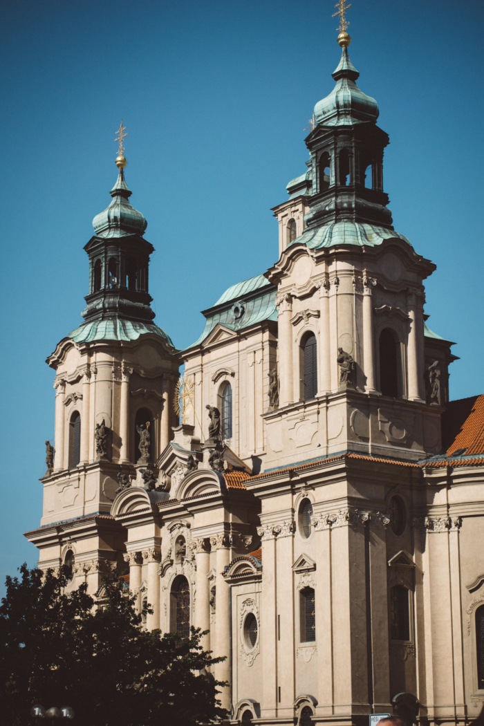Prague Travel & Food Guide