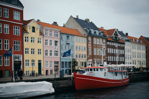 Un Week-End à Copenhague