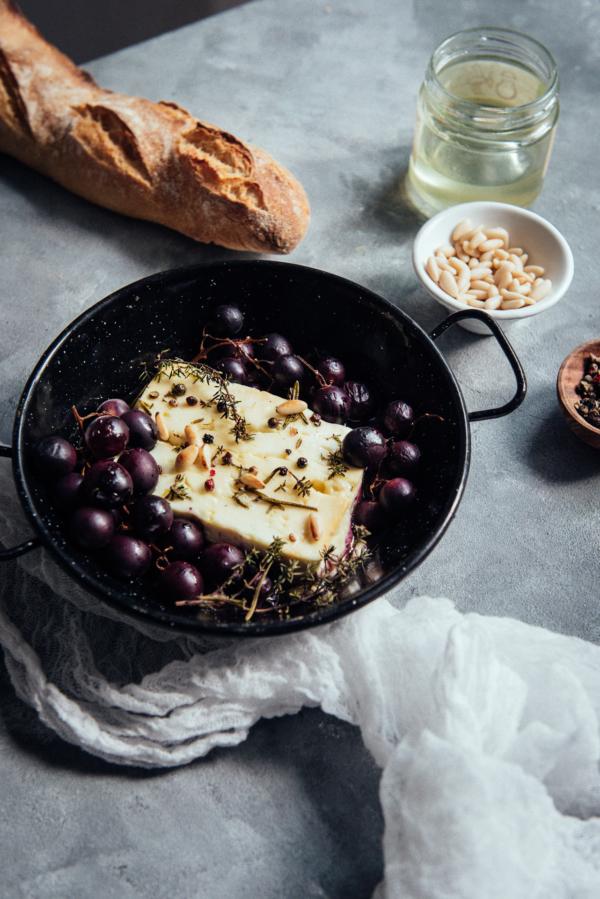 Feta Rotie au Rasin & Miel